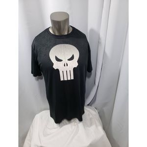 The Punisher Crew Neck T-Shirt Size L